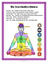 The Seven Goddess Chakras